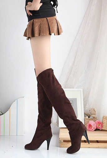 Picture of Knee-high New Style Boots